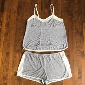 Dkny two pice pajama never worn large